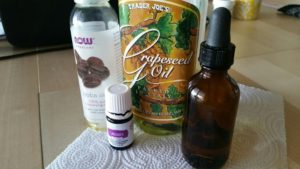 DIY Cuticle Oil