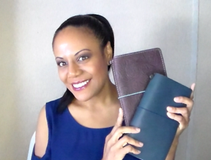How to figure out your 'perfect size' traveler's notebook