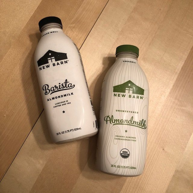 Review NEW Barn Almond Milk