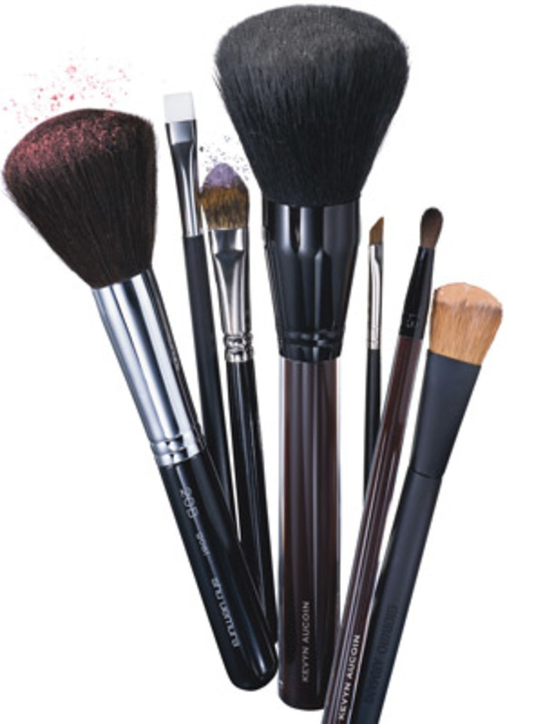 Makeup Brushes And What They Are Used For: DIY Makeup Brush Cleaner